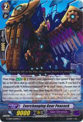Everchanging Gear Peacock - G-CB04/029EN - C