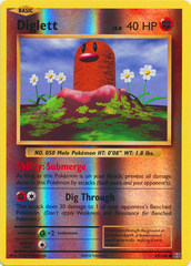 Diglett - 55/108 - Common - Reverse Holo