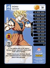 Goku - Selfless - S4