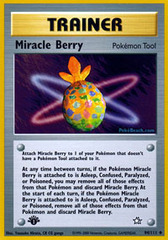 Miracle Berry - 94/111 - Uncommon - 1st Edition