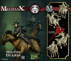 Malifaux: Guild Mounted Guards