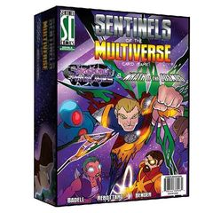 Sentinels Of The Multiverse: