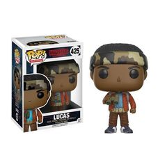 TV Series - #425 - Lucas With Binoculars (Stranger Things)