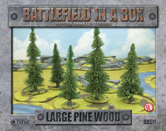 Battlefield in a Box - Large Pine Wood (BB511)