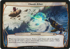 Chaotic AEther - Oversized on Channel Fireball