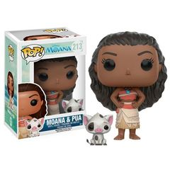 Pop! Disney 213: Moana - Moana And Pua
