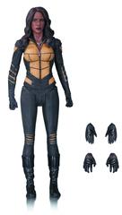 Dc Tv Universe - Arrow Vixen Action Figure