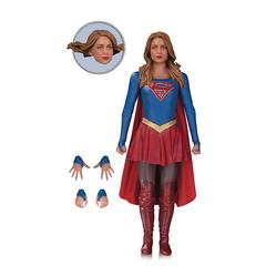 Dc Tv Universe - Supergirl Action Figure