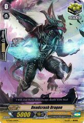 Deadcrash Dragon - G-TD10/014EN - TD on Channel Fireball