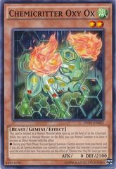 Chemicritter Oxy Ox - INOV-EN025 - Common - Unlimited Edition on Channel Fireball