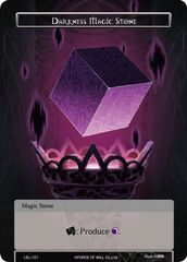 Darkness Magic Stone - LEL-101