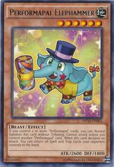 Performapal Elephammer - MP16-EN002 - Rare - Unlimited Edition