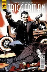 Hard Case Crime Triggerman #5 (Of 5) Cvr A Coker (Mr)
