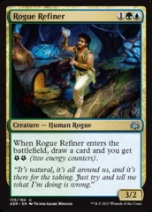 Rogue Refiner on Channel Fireball