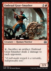 Embraal Gear-Smasher - Foil