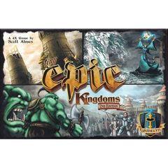 Tiny Epic Kingdoms - Second Edition (2E)