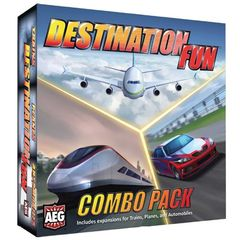 Destination Fun Combo Pack