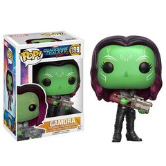 #199 - Gamora (Guardians Of The Galaxy Vol.2)