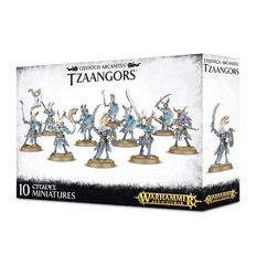 Tzeentch Arcanite Tzaangors