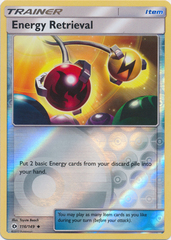 Energy Retrieval - 116/149 - Uncommon - Reverse Holo