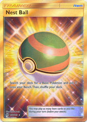 Nest Ball - 158/149 - Secret Rare