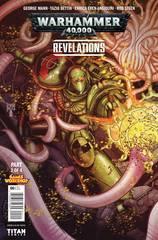 Warhammer 40000 Revelations #2 (Of 4) Cvr A Shedd