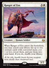 Ranger of Eos - Foil on Channel Fireball
