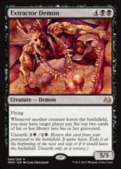 Extractor Demon - Foil