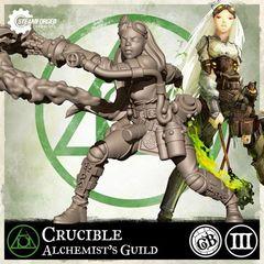 Guild Ball: Alchemist's Guild - Crucible