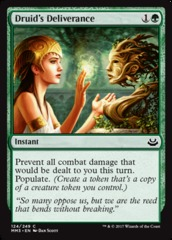 Druid's Deliverance - Foil