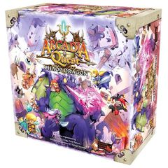 Arcadia Quest Chaos Dragon