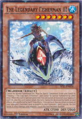 The Legendary Fisherman III - SP17-EN028 - Starfoil Rare - 1st Edition