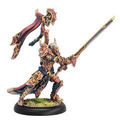Hordes: Skorne - Lord Tyrant Zaadesh