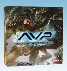 Avp: Alien Vs Predator - The Hunt Begins (2nd Edition)