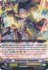 Battle Sister, Pannacotta  - G-CHB02/044EN - C