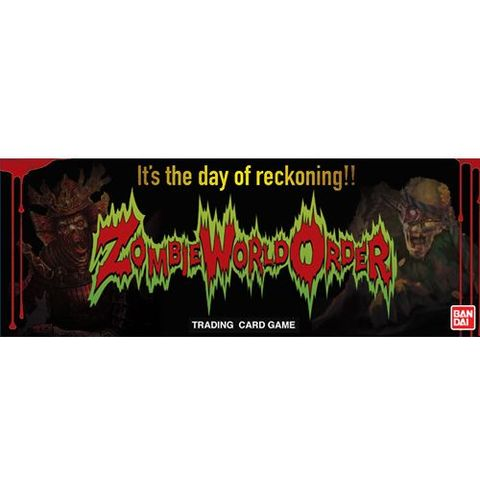 Zombie World Order - Booster Box