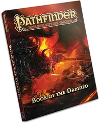 Pathfinder Roleplaying Game: Book Of The Damned-PreOrder!