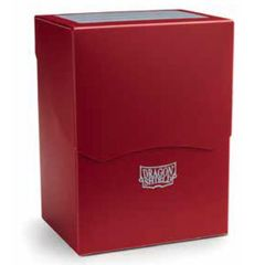 Dragon Shield Deck Shell: Red