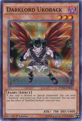 Darklord Ukoback - DUSA-EN022 - Ultra Rare - 1st Edition