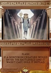 Containment Priest - Foil (Amonkhet Invocation)