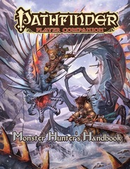 Pathfinder Companion: Monster Hunter's Handbook