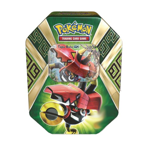 Pokemon - Island Guardians Tins - Tapu Bulu-GX