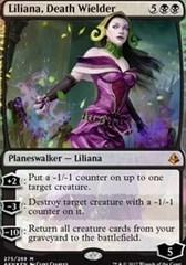 Liliana, Death Wielder - Planeswalker Deck Exclusive