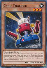 Card Trooper - SR03-EN015 - Common - 1st Edition on Channel Fireball