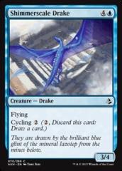 Shimmerscale Drake - Foil