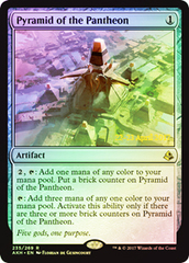 Pyramid of the Pantheon - Foil - Prerelease Promo