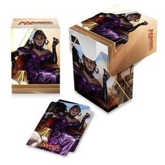 Ultra Pro - Magic The Gathering: Amonkhet - Deck Box #2 Liliana (86549)