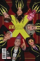Generation X #1 Rahzzah Var