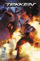 Tekken #1 (Of 4) Cvr A Ronald