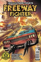Ian Livingstones Freeway Fighter #1 (Of 4) Cvr A Coleby